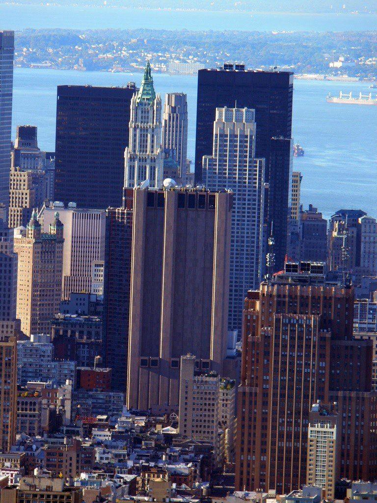 windowless skyscrape new york city