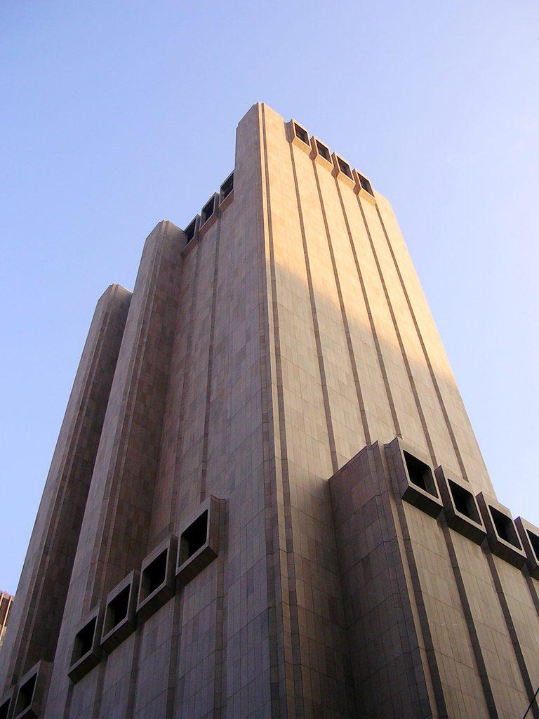 windowless skyscraper