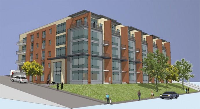 1411 Key Boulevard rendering