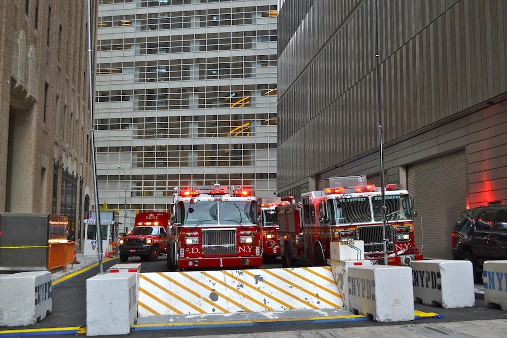 1WTC firetrucks 1 11-12