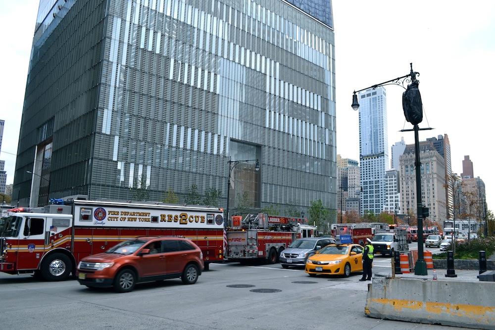 1WTC firetrucks 2 11-12