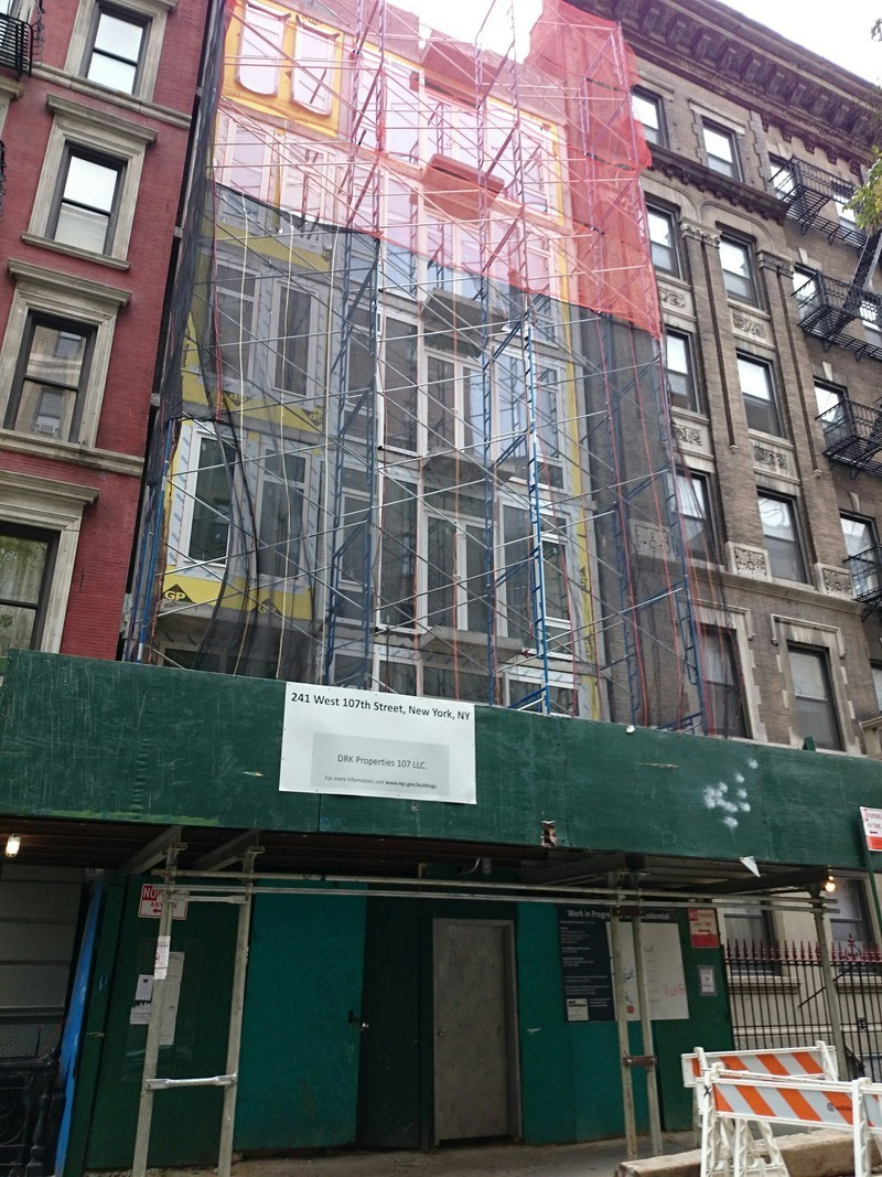 241 West 107th Street exterior