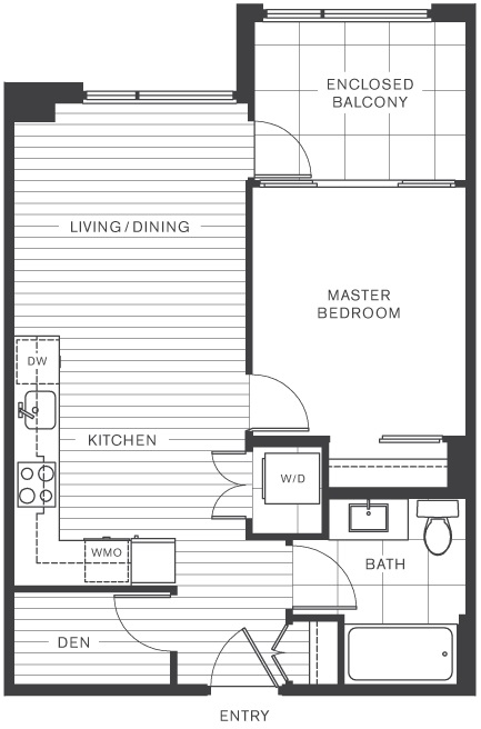 Citti B2 floorplan
