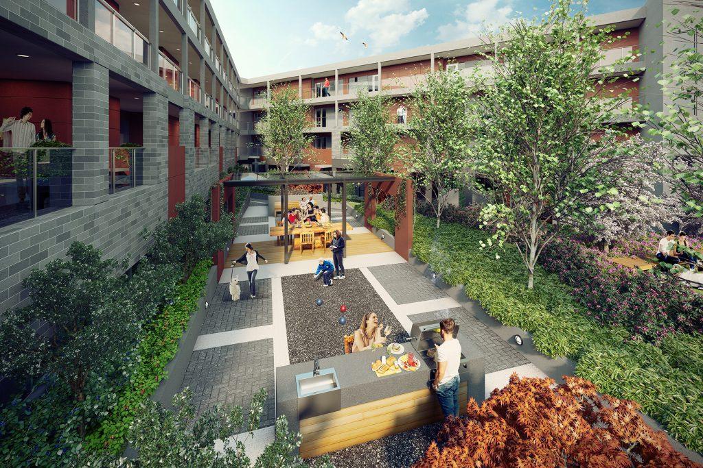 Mercer secret garden