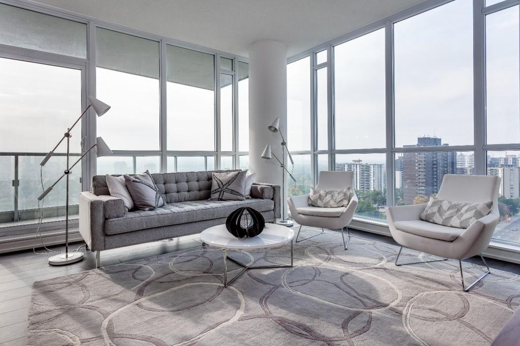 Opal Living Room