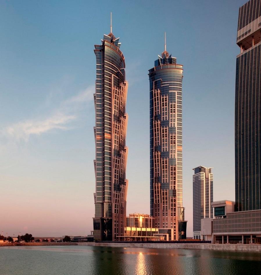 Tallest hotel