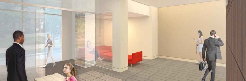 Tenley View lobby 2