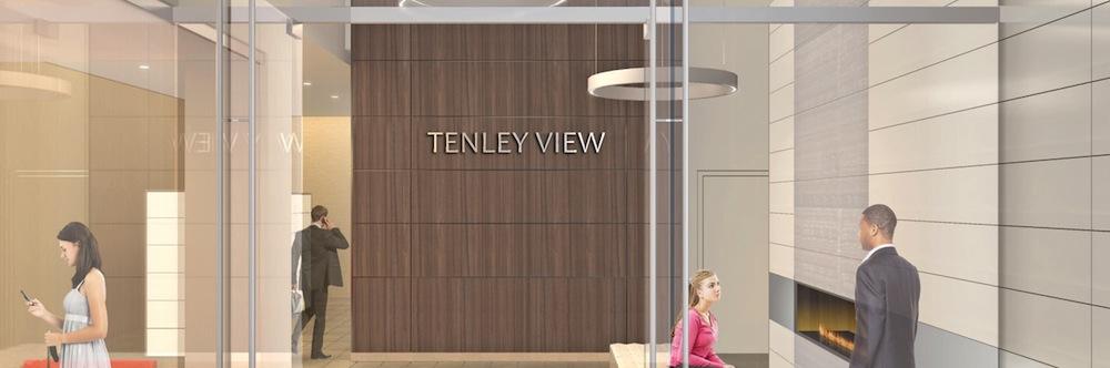 Tenley View lobby