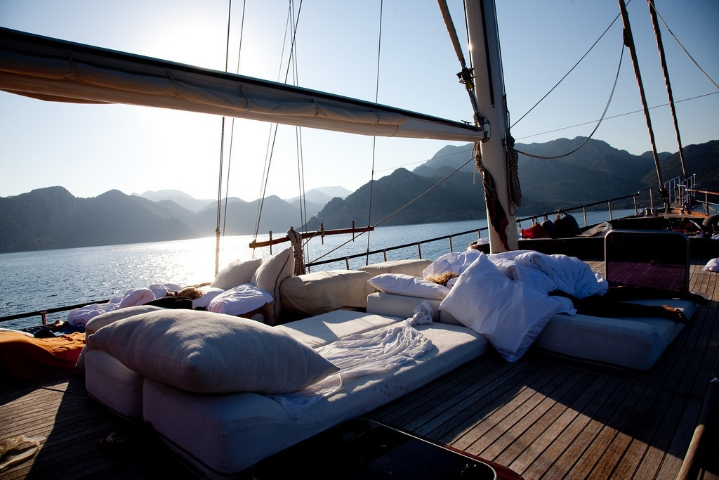boat bed-1