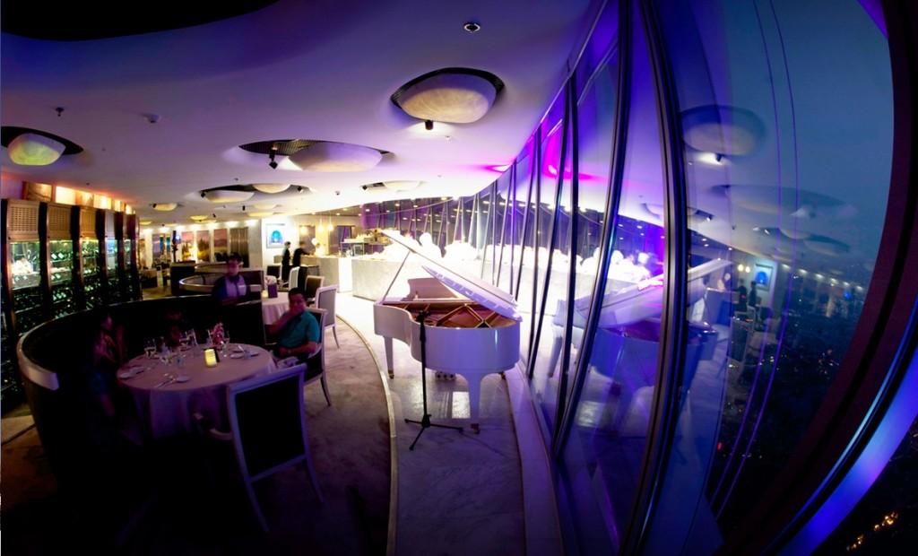 highest revolving restaurant-1