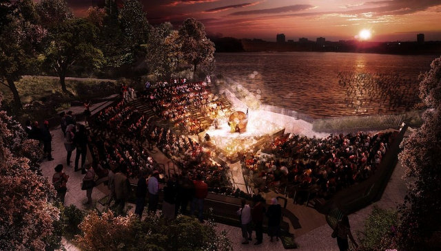 pier 55 amphitheater
