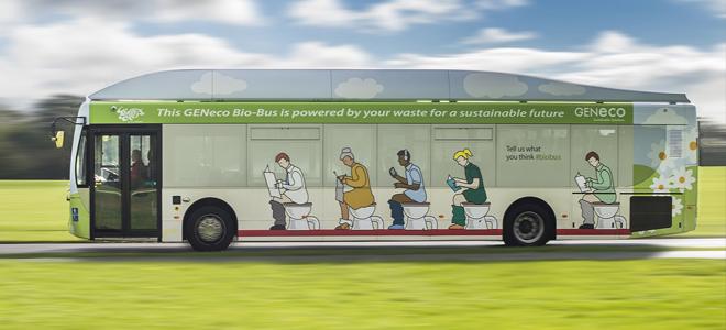 poop bus