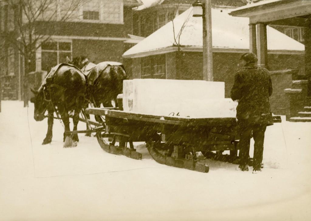 snow parkdale toronto history