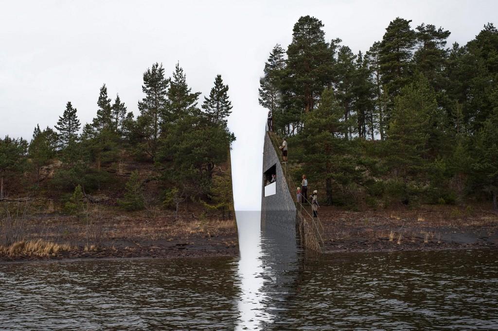 surreal memorial