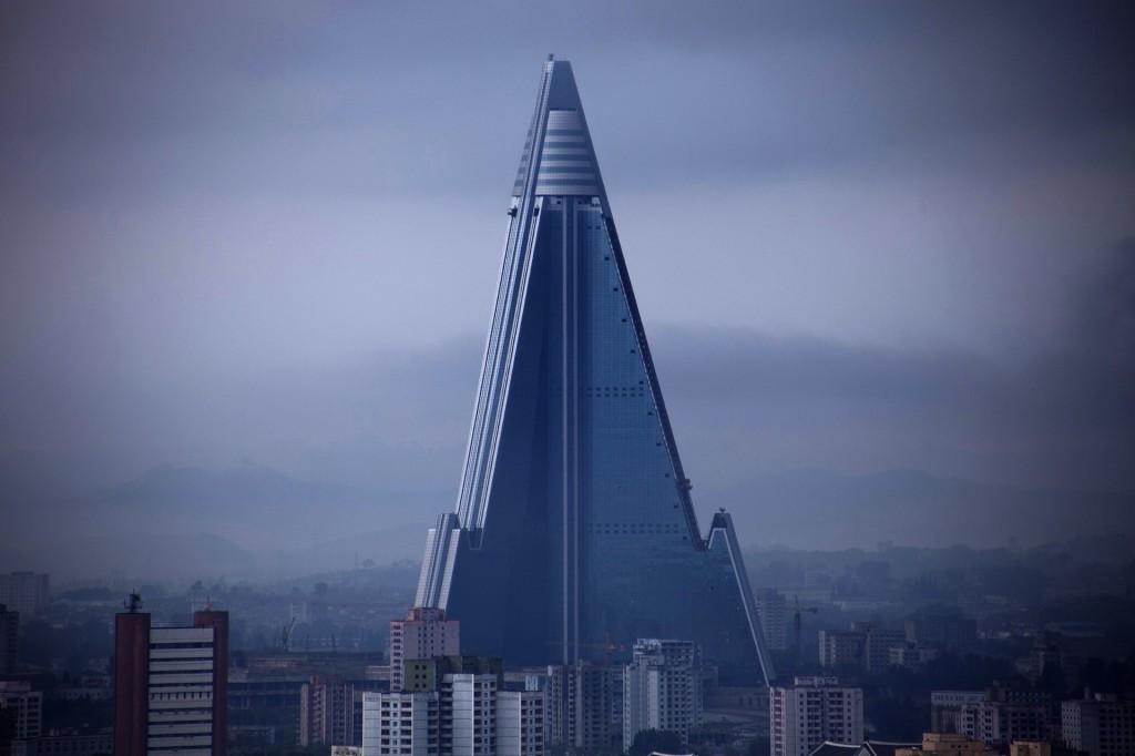 tallest unoccupied building