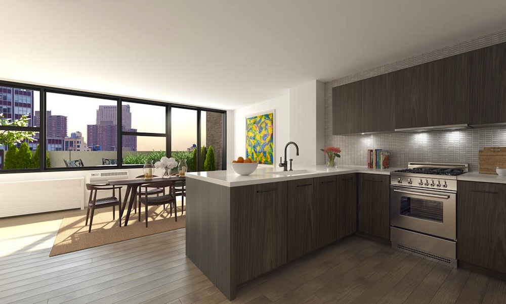 175 West 95th Street kitchen