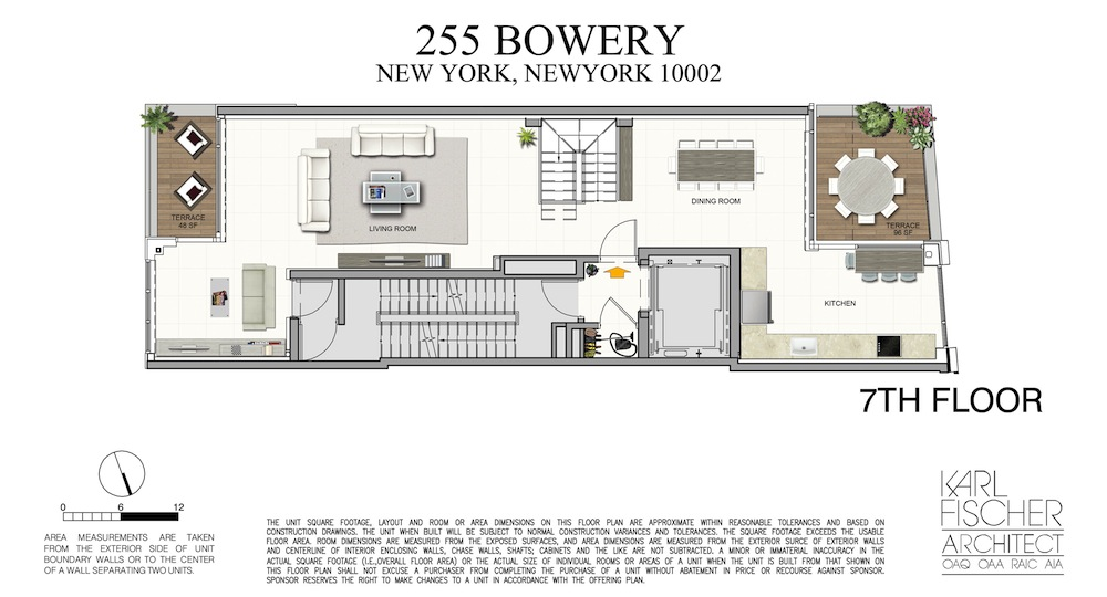 255 Bowery FloorPlans-3D-Unit-PH-7