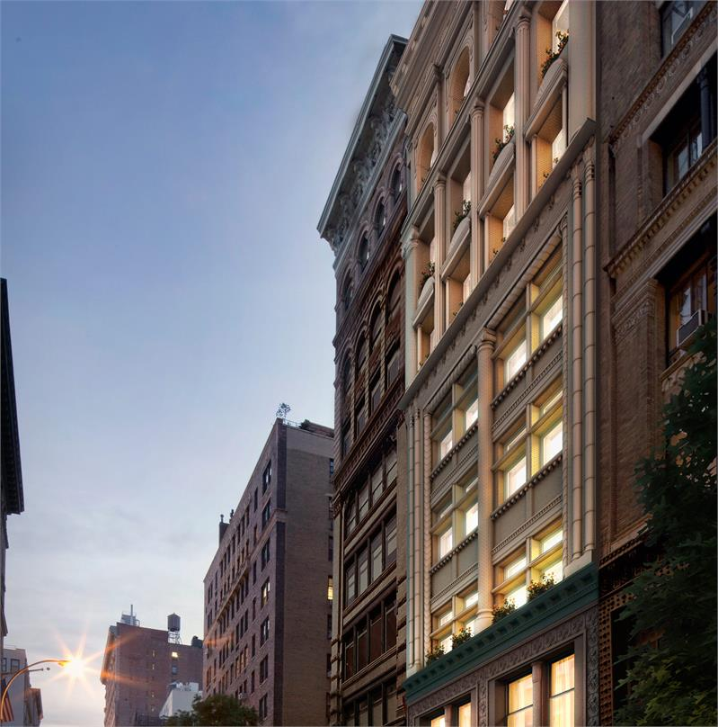 37 East 12th Street exterior