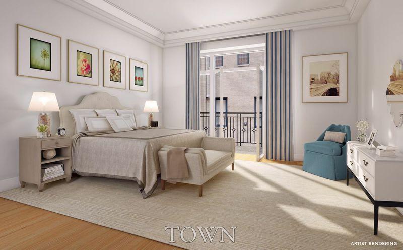 40 East 72nd bedroom