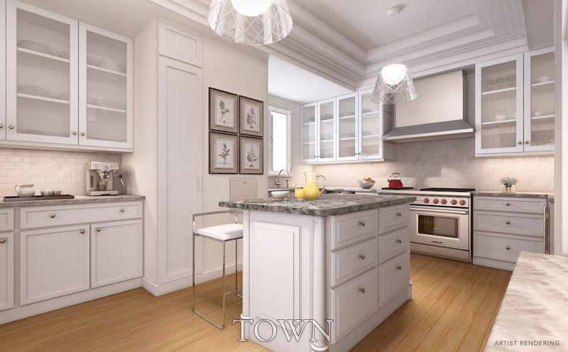 40 East 72nd kitchen