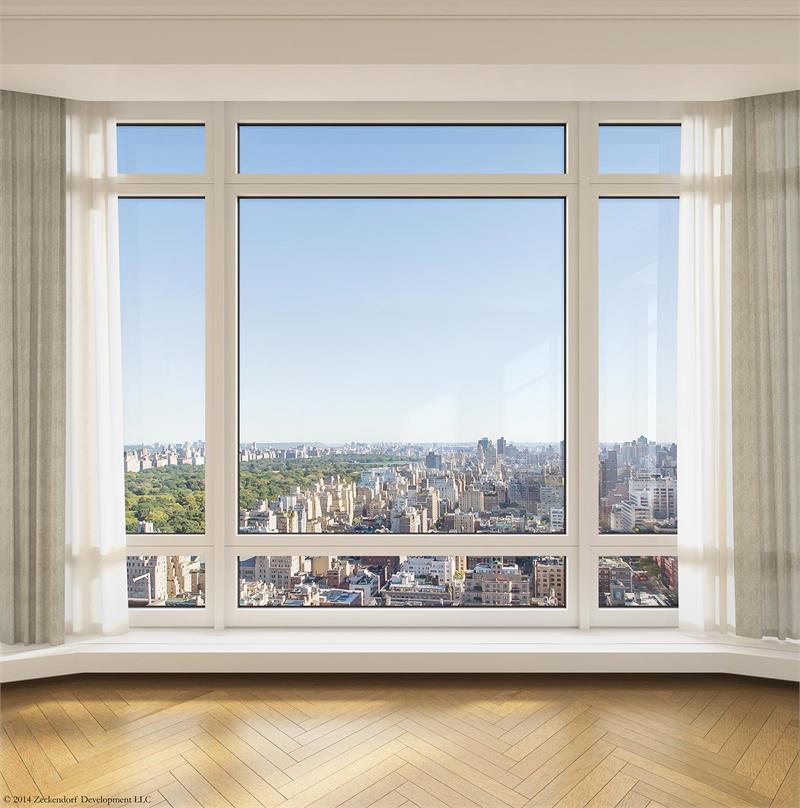 520 Park window