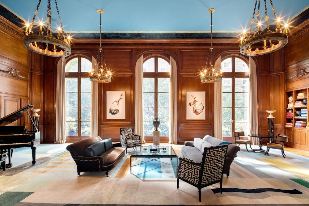 Carhart Mansion duplex