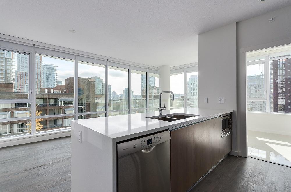 Modern interior Vancouver condos-1