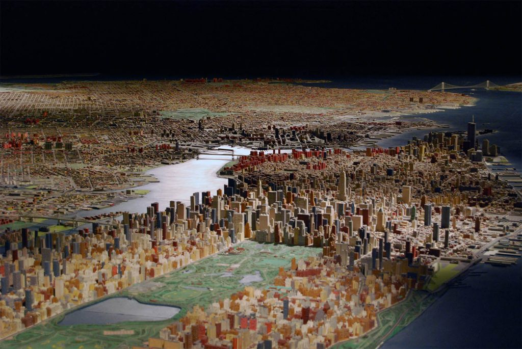 11 miniature city models that are absolutely huge