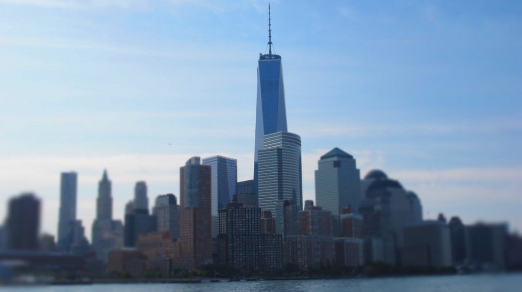 One world trade center most expensive building