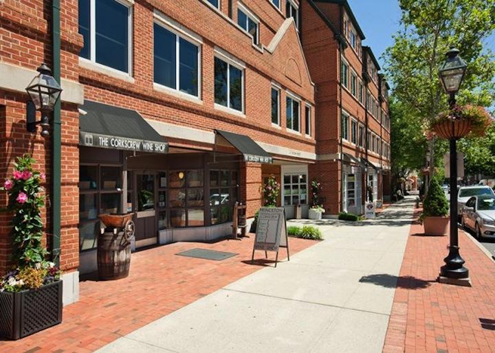Palmer Square shops
