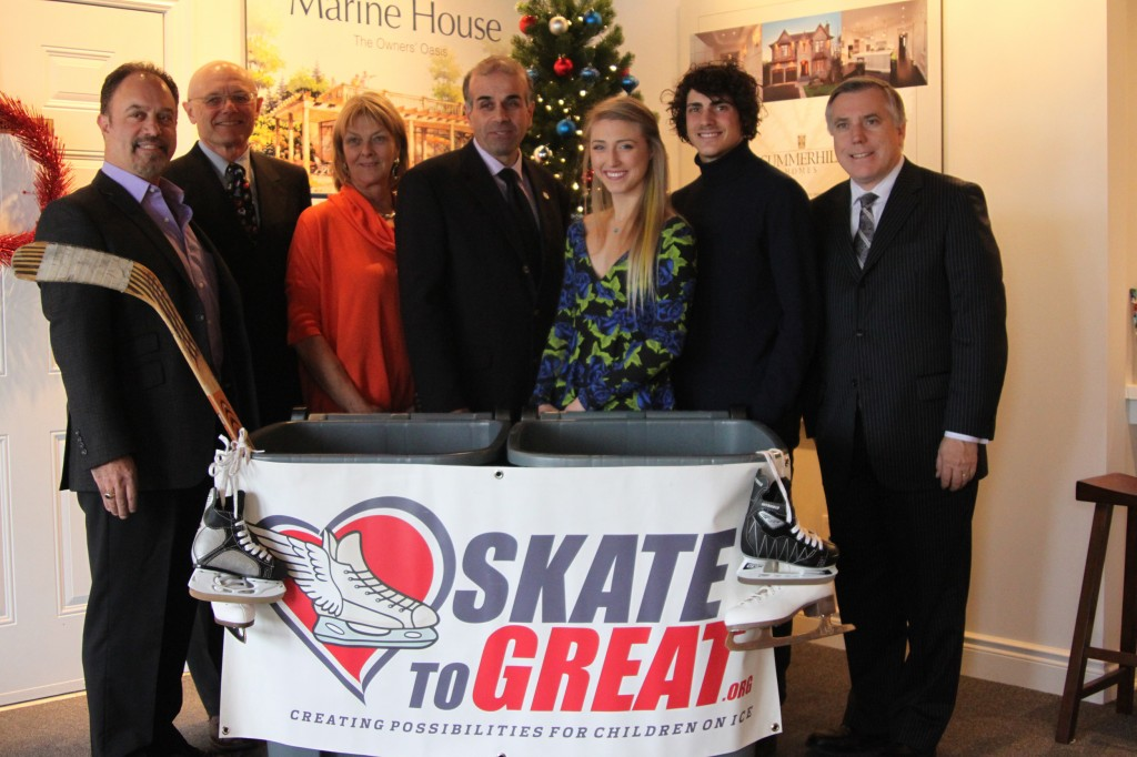 Skate To Great Announcement