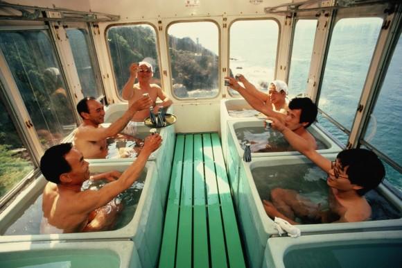 hot tub gondola