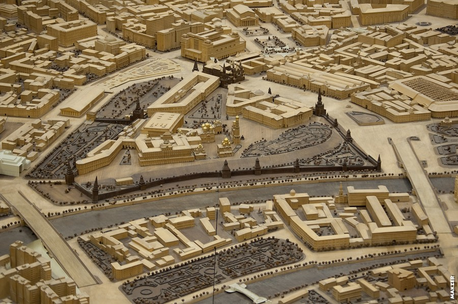 moscow miniature