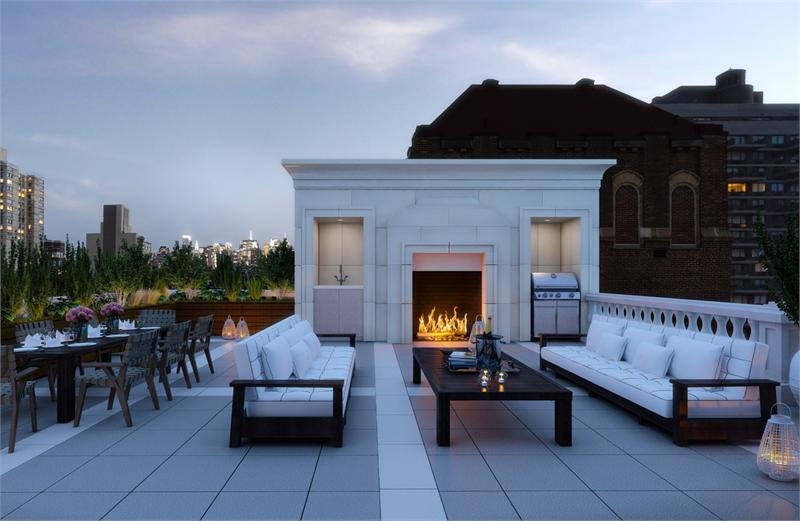 Floorplan of the week: $44 million Upper East Side penthouse
