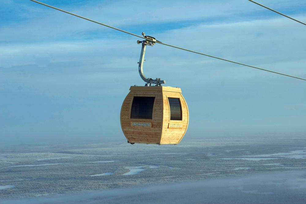 sauna gondola-1