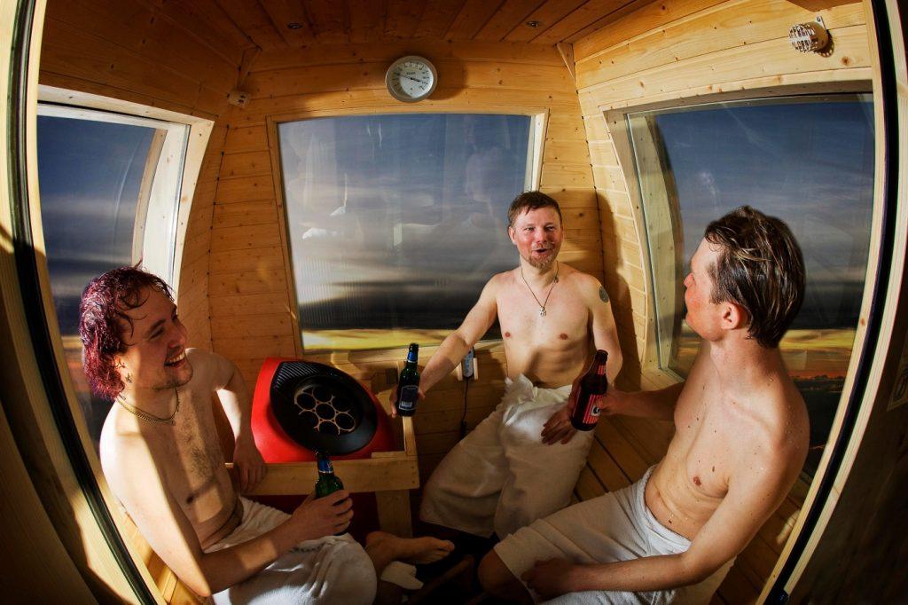 sauna gondola-2
