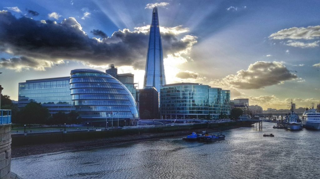 the shard most expensive buildings