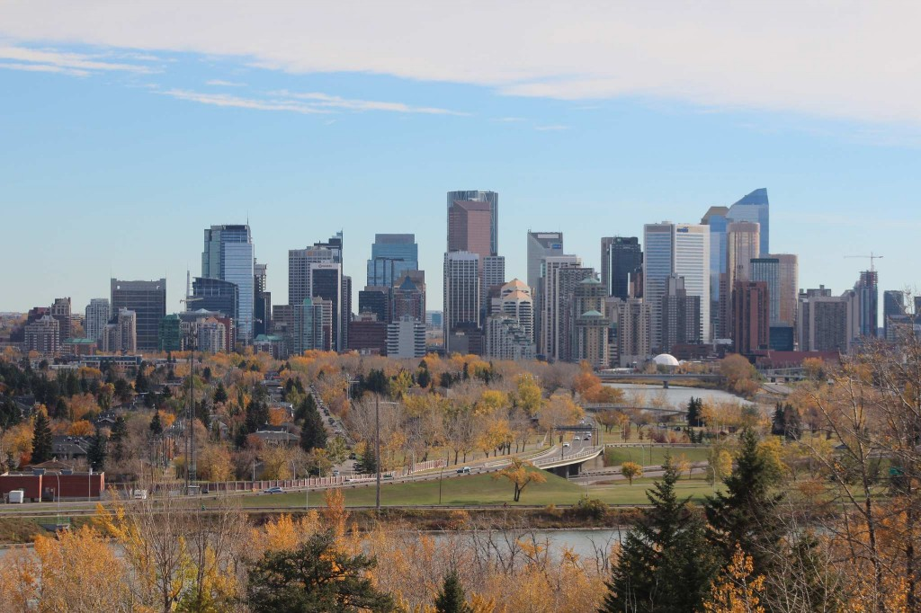 Canadian home prices Calgary