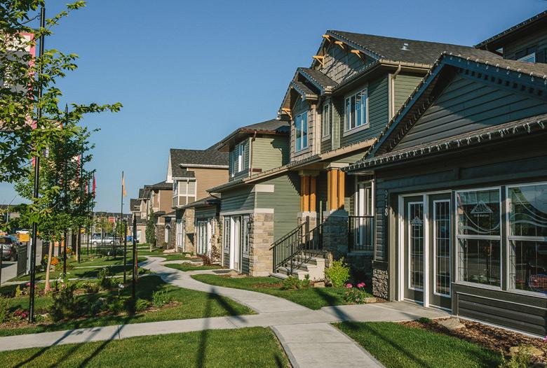 Evanston homes Calgary
