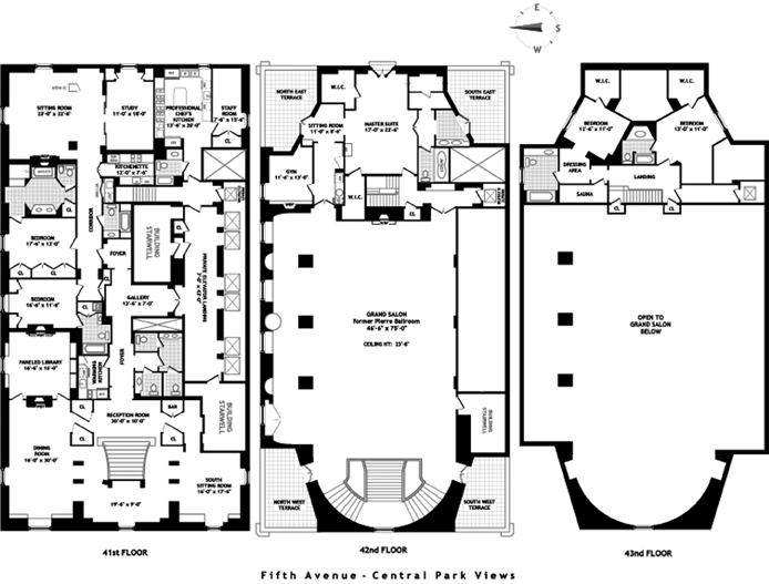 Pierre floorplan
