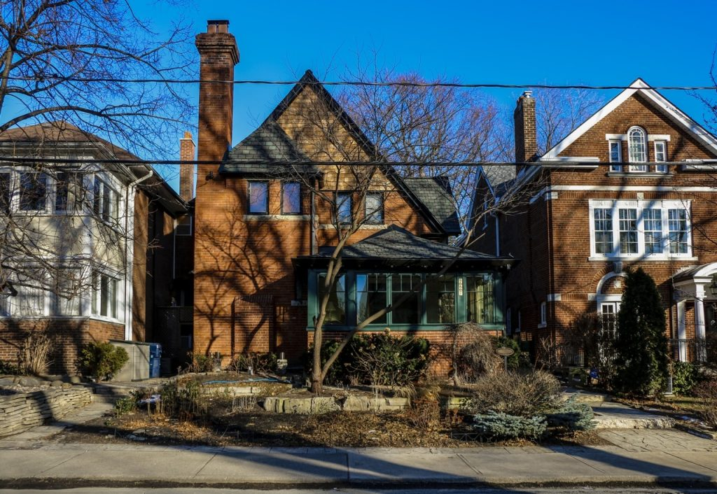Toronto Arts and Crafts House