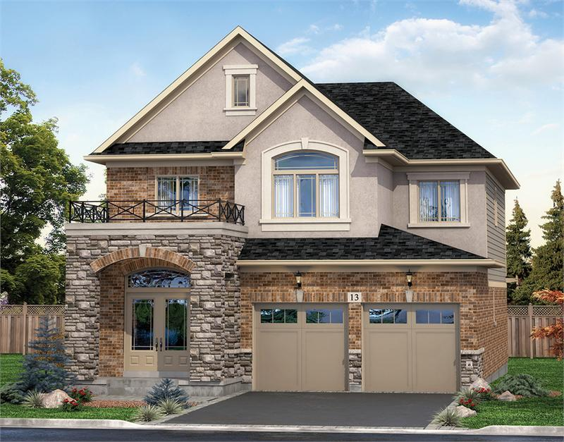 country ridge exterior