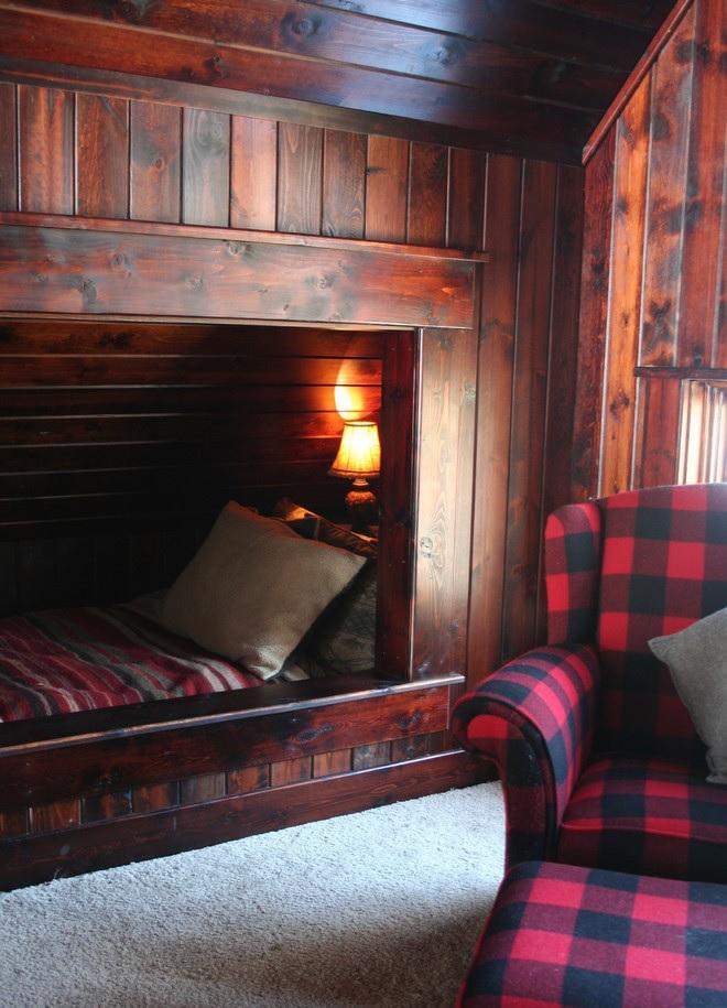 cozy hidden bed-1