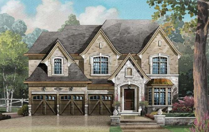rosehaven homes kleinburg estates