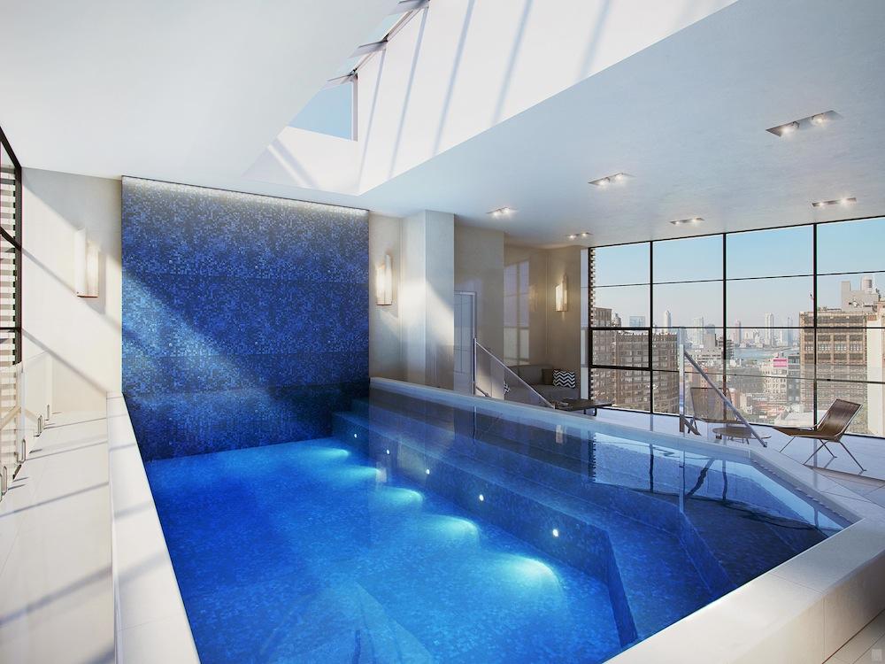 10 Sullivan indoor pool