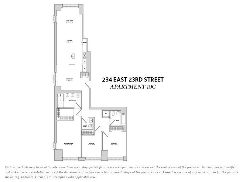 234 East 23rd Street 10C