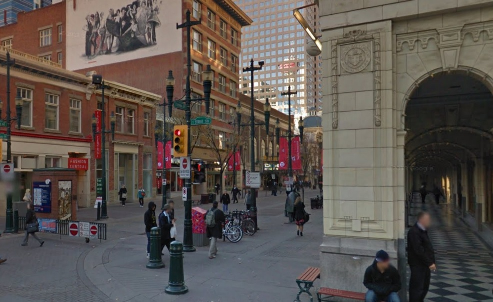 Calgary Wholesale District historic 1