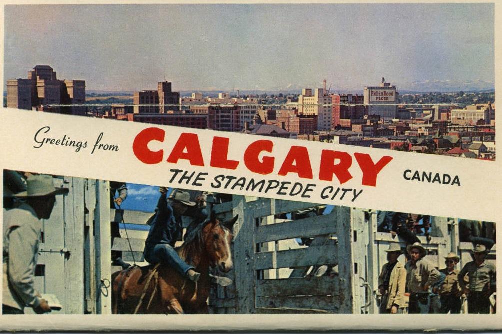 Calgary historic postcard-3