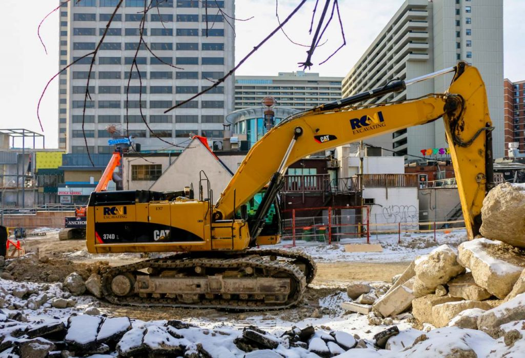 Canadian housing starts CMHC