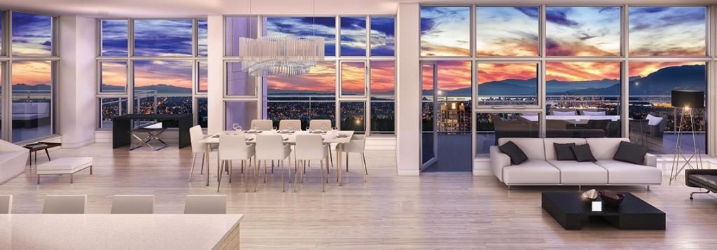 Modello Estates Collection Burnaby penthouse